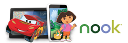 NOOK HD, NOOK HD+, NOOK Kids