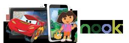 NOOK HD, NOOK HD+, NOOK Kids