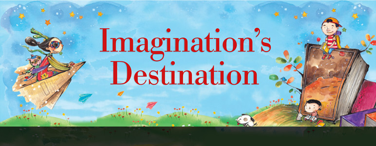Summer Reading 2015: Barnes and Noble Imagination's Destination