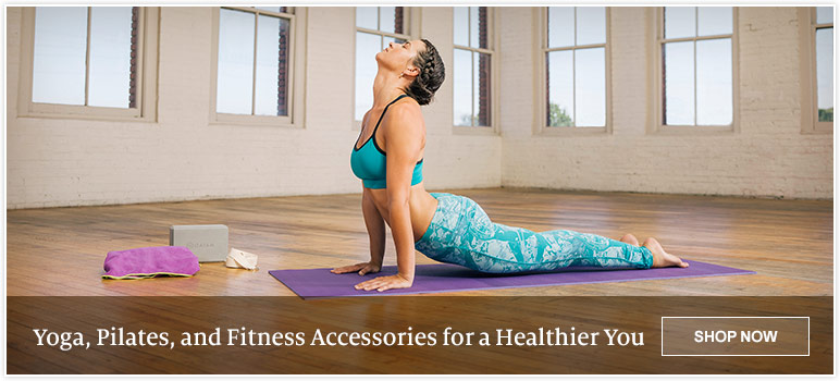 Yoga, Pilates, and Fitness Accessories for a Healthier You