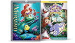 The Little Mermaid; Sofia The First: Ready To Be A Princess