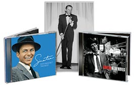 CD Cover Image. Title: Nothing But The Best, Artist: Frank Sinatra.