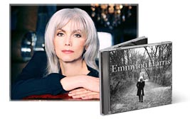 CD Cover Image. Title: All I Intended to Be, Artist: Emmylou Harris.
