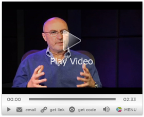 Watch Phil Collins Interview (opens new window)