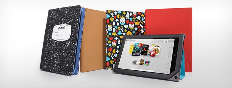 NOOK HD+ Accessories - Spring