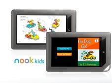 NOOKcolor Features - nook kids