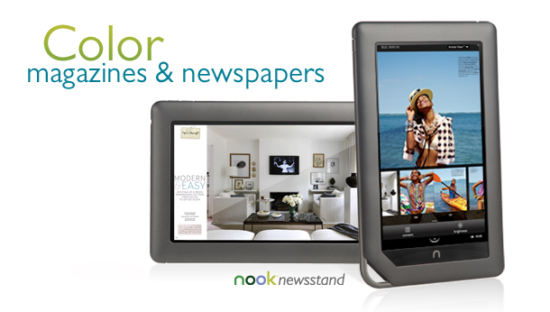nook newstand