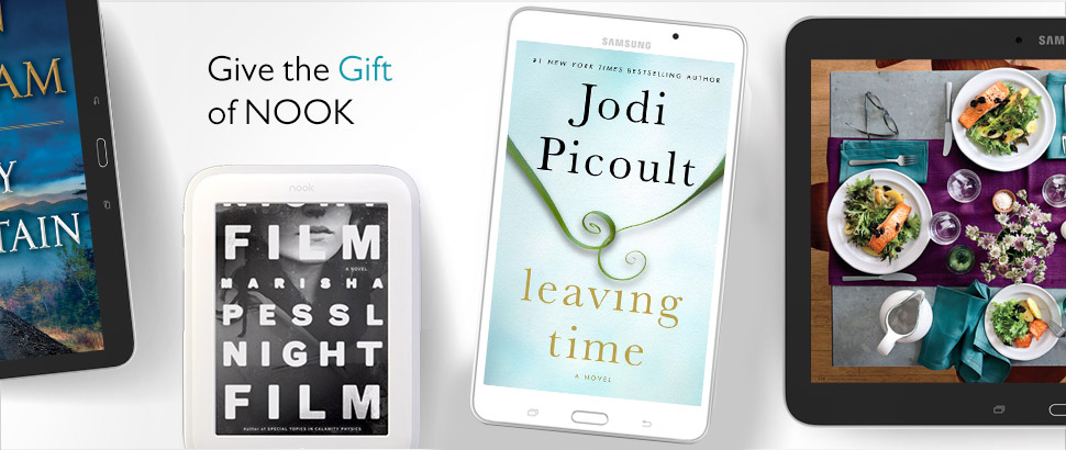 NOOK® - Gifts & Gift Cards - Barnes & Noble