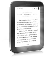 NOOK Simple Touch with GlowLight - No Ads
