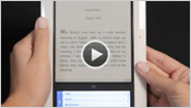 NOOK 1st Edition - Reading Your NOOK