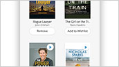 NOOK Audiobooks - Browse Categories