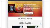 NOOK Audiobooks - Browse