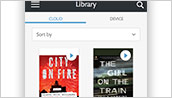 NOOK Audiobooks - Library