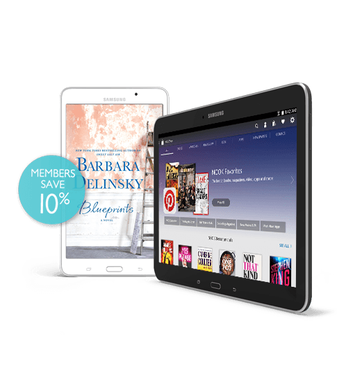 NOOK(R) by Samsung(R) - Members Save 10%
