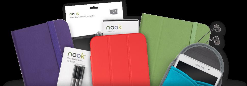 NOOK Accessories