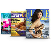 Bestselling newspapers and magazines on NOOK HD