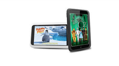 The most popular movies on NOOK