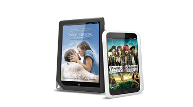 Rent and preview movies and TV on NOOK
