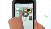 NOOK HD Features Video