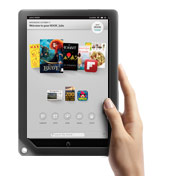 NOOK HD+ - A joy to hold