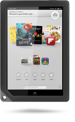 NOOK® HD+ by BARNES & NOBLE
