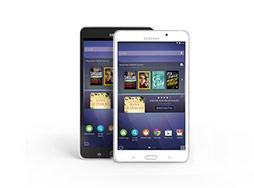 Samsung Galaxy Tab(R) 4 NOOK(R) 7.1