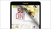 Samsung Galaxy Tab S2 NOOK - Page Turn