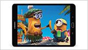 Samsung Galaxy Tab S2 NOOK - Video