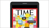 Samsung Galaxy Tab E NOOK - Magazine