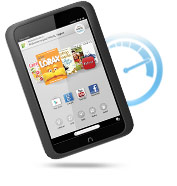 NOOK HD+ Fast & Powerful