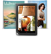 NOOK HD+ Catalogs