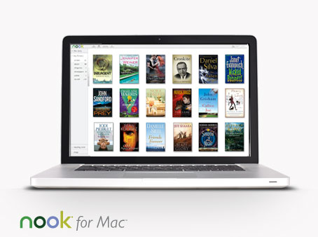 NOOK for Mac - Hero