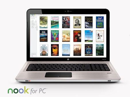 NOOK Reading Apps - PC