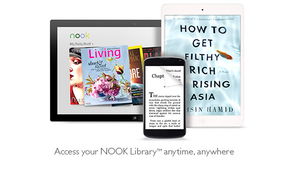 NOOK Mobile Apps