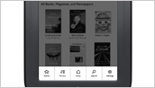 NOOK Simple Touch Quick Nav