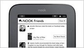 NOOK Simple Touch NOOK Friends