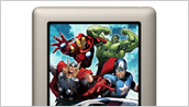 NOOK Tablet Avengers