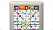 NOOK Tablet Scrabble