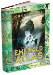 Book Cover Image. Title: The Emerald Atlas (Books of Beginning Series #1), Author: John Stephens.