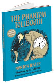 Book Cover Image. Title: Phantom Tollbooth, Author: Norton Juster.