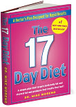 Book Cover Image. Title: The 17 Day Diet: A Doctor's Plan Designed for Rapid Results, Author: Mike Moreno.