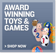 Award Winning Toys &amp; Games - Shop Now