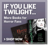 If You Like Twilight... More Books for Horror Fans - Shop Now