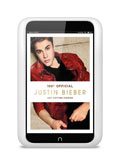 Justin Bieber - Believe in Reading on NOOK HD