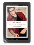 Justin Bieber - Believe in Reading; NOOK HD+