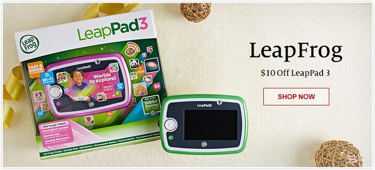 LeapFrog - $10 Off LeapPad 3