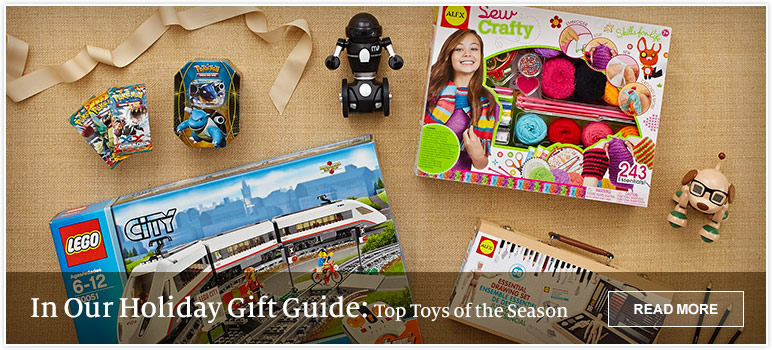 In Our Holiday Gift Guide: Top Toys of the Season