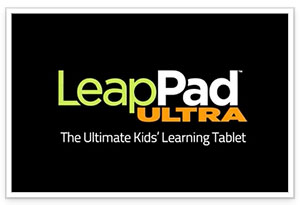LeapPad Ultra - The Ultimate Kids' Learning Tablet