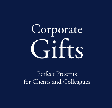 Corporate Gifts - Perfect Presents for Clients and Colleagues