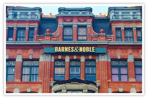 Barnes & Noble Union Square